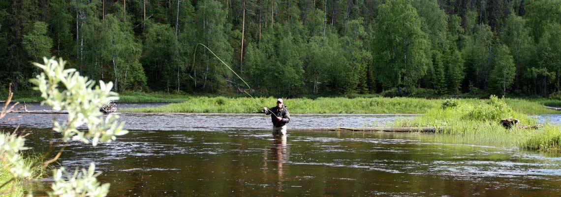 Jokikalastus Ohjelmat